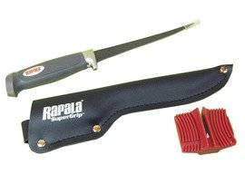 Nóż do filetowania Rapala Soft Grip Fillet Teflon