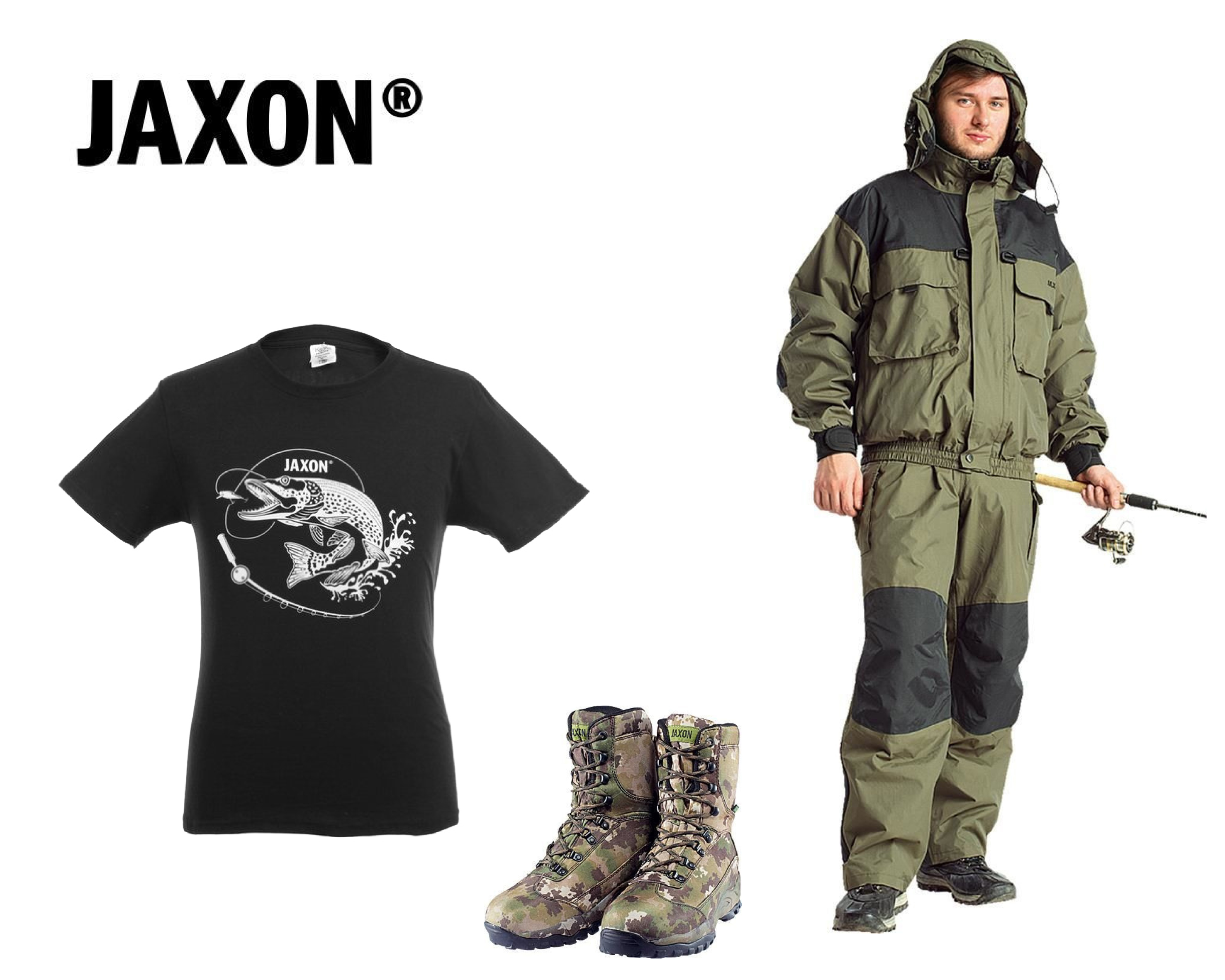 Одежда для рыбалки Jaxon